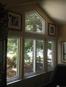 residential windows installed in Fairfield, Vacaville and other Solano County areas